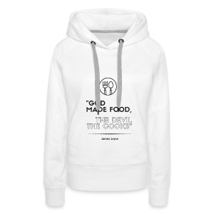 James Joyce Collection: Apron - Women's Premium Hoodie