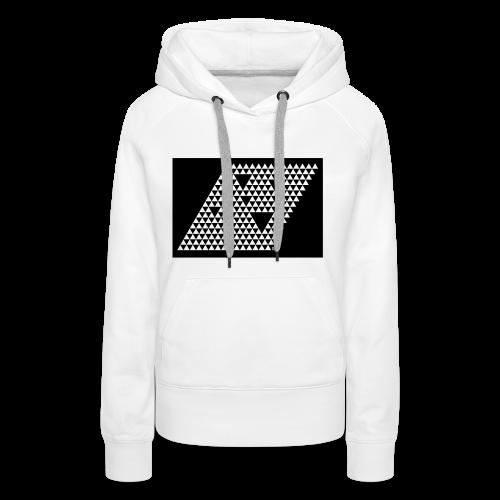 Do More - Vrouwen Premium hoodie