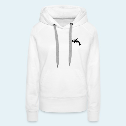 Orca - Frauen Premium Hoodie