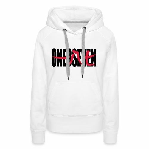 187 JAPAN - Vrouwen Premium hoodie