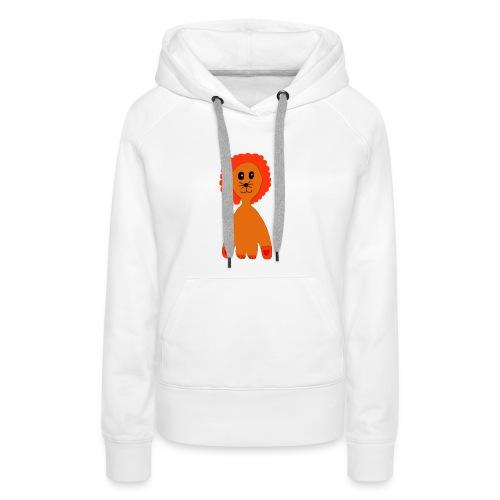 Leo - Frauen Premium Hoodie