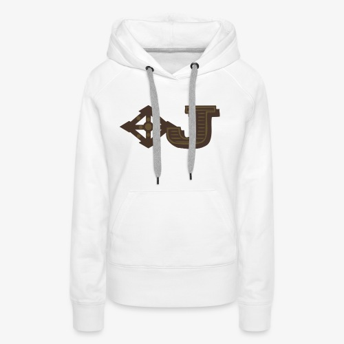 Jambo Airways Logo - Women's Premium Hoodie