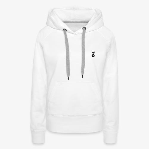 SG Swirl - Vrouwen Premium hoodie