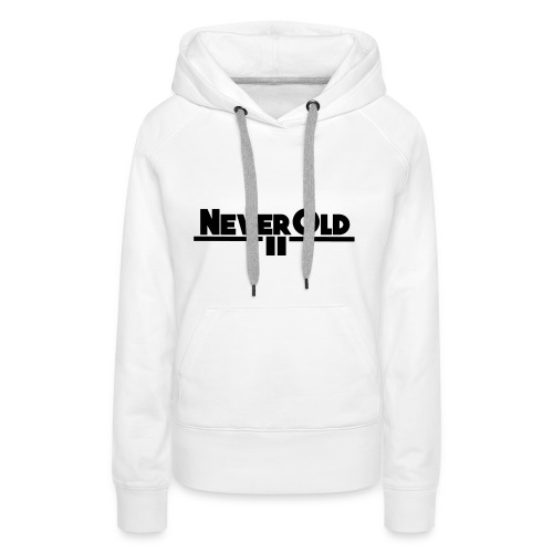 NeverOld Stylish - Premiumluvtröja dam