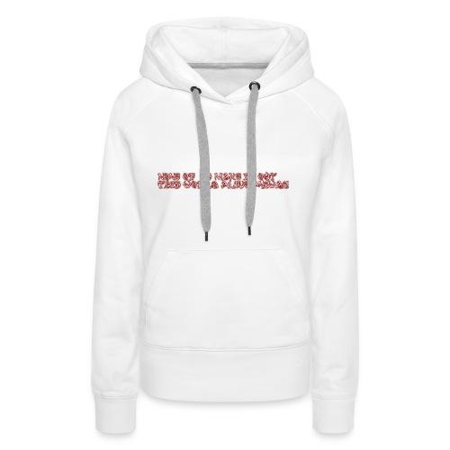 OUT THIS WORLD COLLECTION - Women's Premium Hoodie
