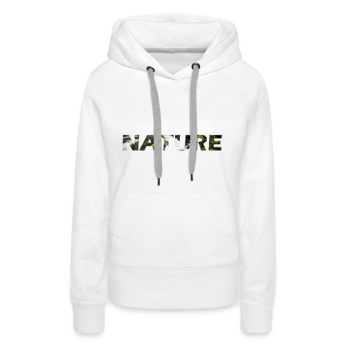 Nature - Vrouwen Premium hoodie