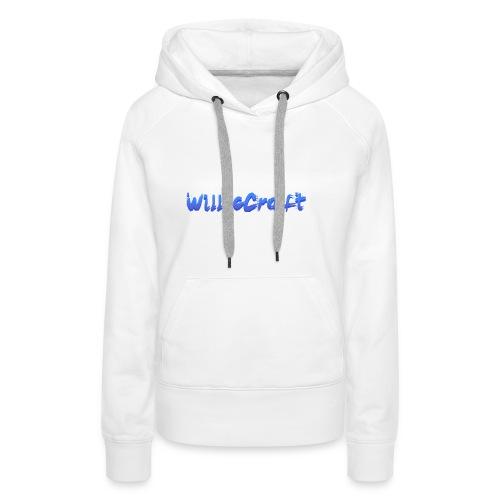 WilLucCraft SweatShirt - Dame Premium hættetrøje
