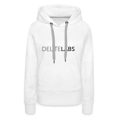 DELITELABS T-shirt - Women's Premium Hoodie