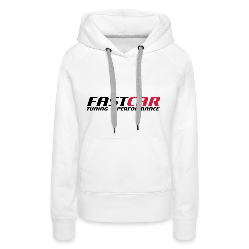 fastcar-eps - Premiumluvtröja dam