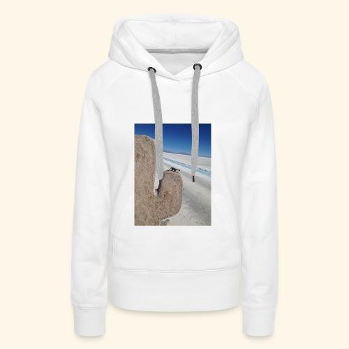 Voyage insolites-humour - Sweat-shirt à capuche Premium pour femmes