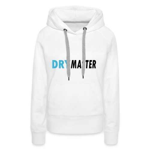 drymaster logo - Frauen Premium Hoodie