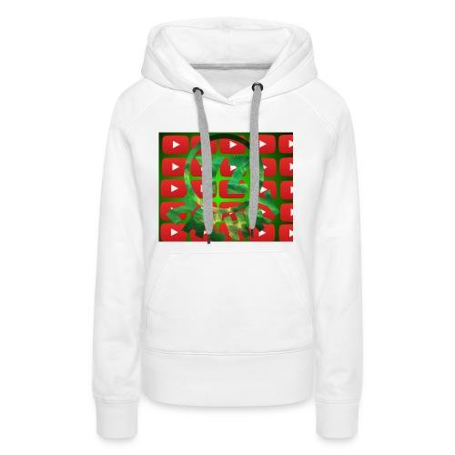 YZ-slippers - Vrouwen Premium hoodie