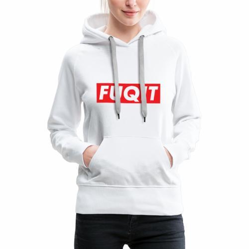 FUQITRed - Women's Premium Hoodie