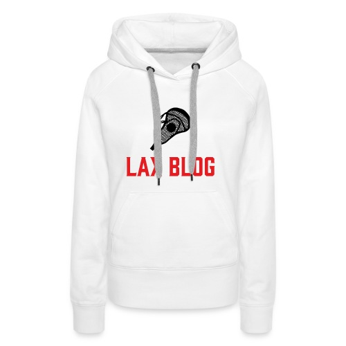 LaxBlog - Women's Premium Hoodie