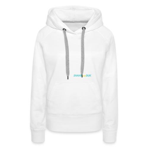 T-SHIRT-DESIGN-png - Vrouwen Premium hoodie