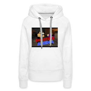 Release on Team HD game on roblox - Women's Premium Hoodie