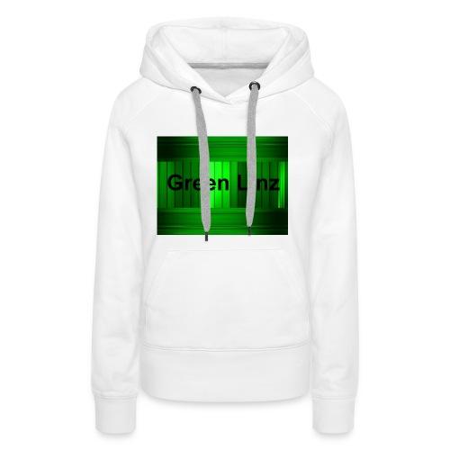 Green Linz Mode - Frauen Premium Hoodie