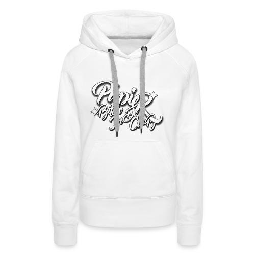 Bitch In De Club - Vrouwen Premium hoodie