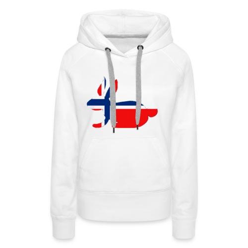 norwegian bunny - Women's Premium Hoodie