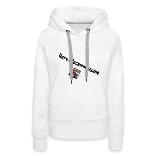 Horvatmemesgang offcial Hoodie - Frauen Premium Hoodie