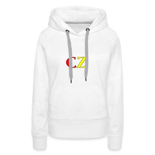 CZ vrouwen t-shirt - Vrouwen Premium hoodie