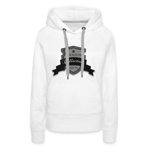 100% Premium Collection Brand - Women's Premium Hoodie