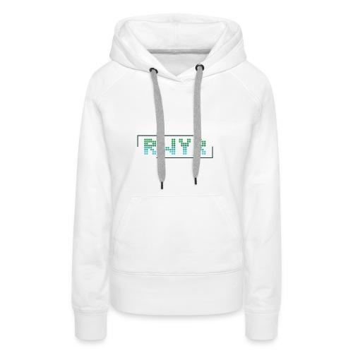 RWYR Normal White - Vrouwen Premium hoodie