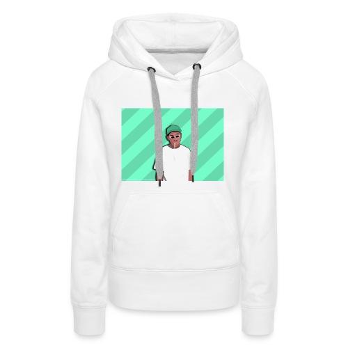 Tyler The Creator - Women's Premium Hoodie