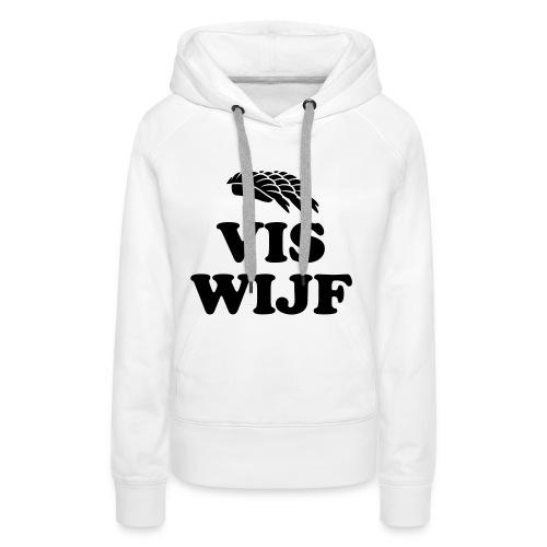 Sushi Vis wijf - Vrouwen Premium hoodie