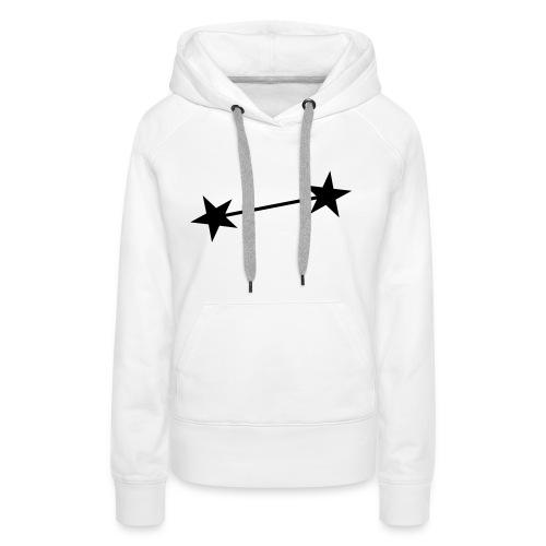Seeing Stars - Vrouwen Premium hoodie