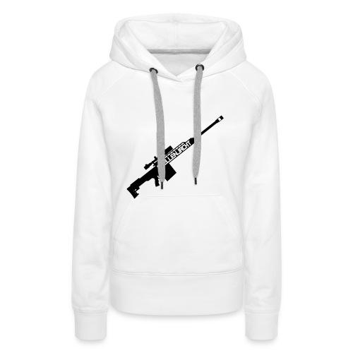 Het Jacht Geweer - Vrouwen Premium hoodie