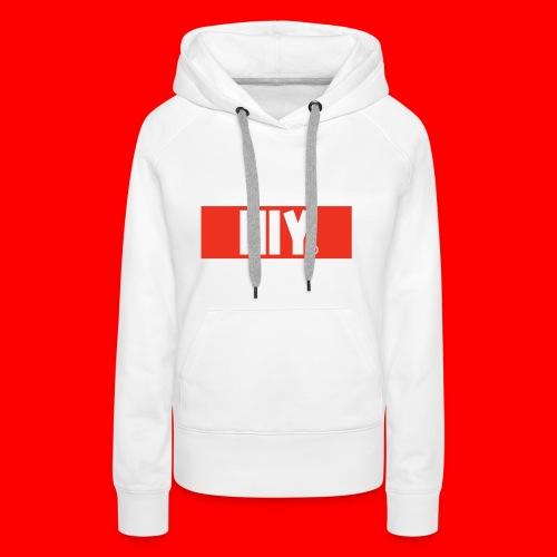 HIY IphoneHoes 5/5s - Vrouwen Premium hoodie
