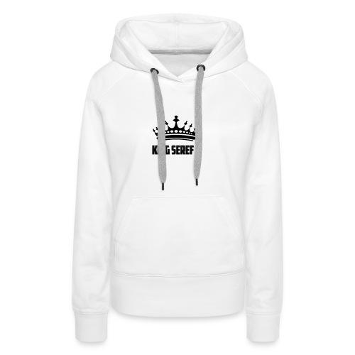 King Shirt - Vrouwen Premium hoodie