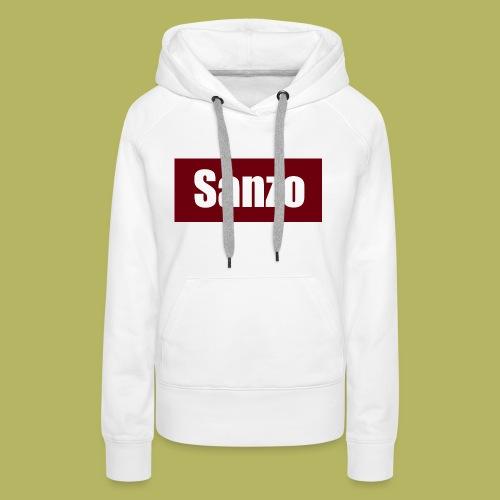 Sanzo - Vrouwen Premium hoodie