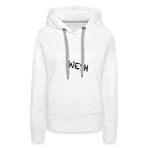 Beh wesh - Sweat-shirt à capuche Premium pour femmes