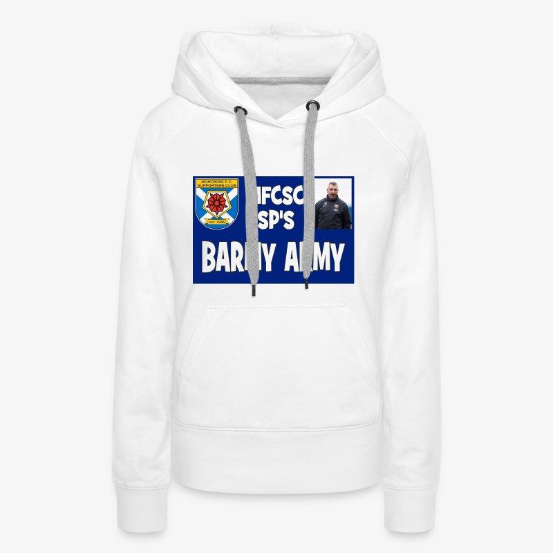 Barmy Army - Women's Premium Hoodie
