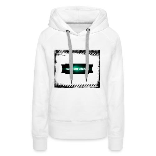 JustLikeMelvin - Vrouwen Premium hoodie