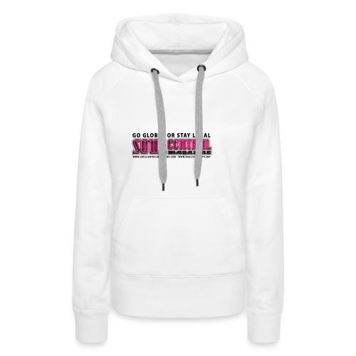 Pink Soul - Women's Premium Hoodie