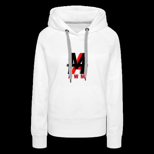 AWM Logo T-Shirt (WOMEN) - Women's Premium Hoodie