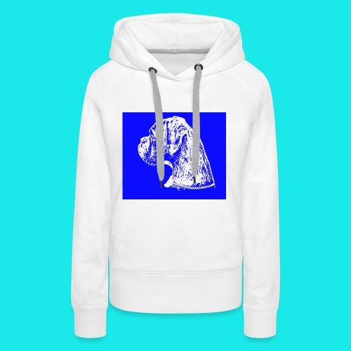 Lasko1234-jpg - Sweat-shirt à capuche Premium pour femmes