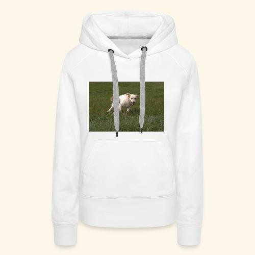 Zen cours - Sweat-shirt à capuche Premium pour femmes