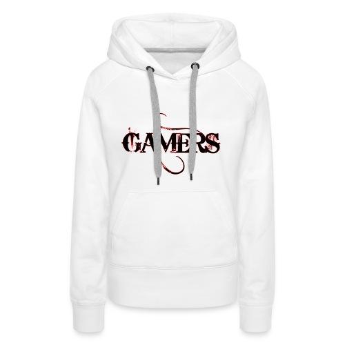 We are GAMERS - Sudadera con capucha premium para mujer