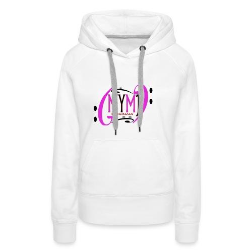 MYMJ ORIGINALS - Sweat-shirt à capuche Premium pour femmes