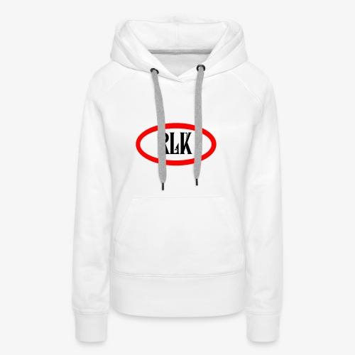 RLK collection 2018 - Sweat-shirt à capuche Premium pour femmes