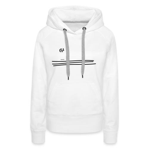 poloshirt-ai - Vrouwen Premium hoodie