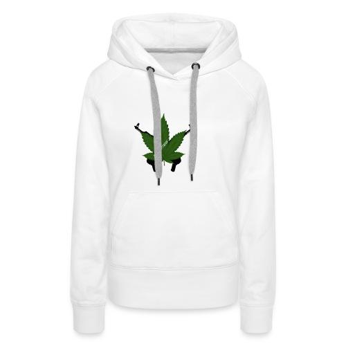 Drug Vetaran - Frauen Premium Hoodie