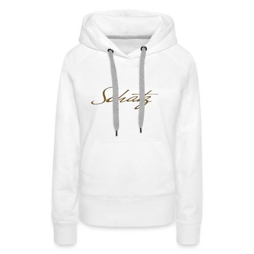 Schatz Baseballshirt - Premiumluvtröja dam