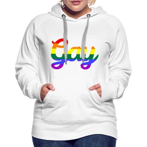 Gay - Frauen Premium Hoodie