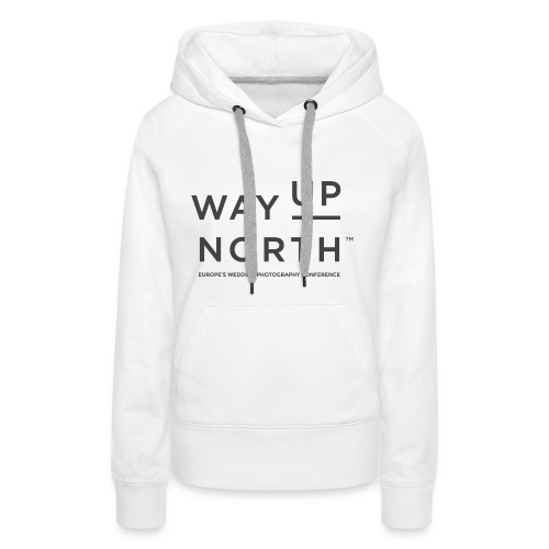 Europe's Wedding Photography Conference - Women's Premium Hoodie