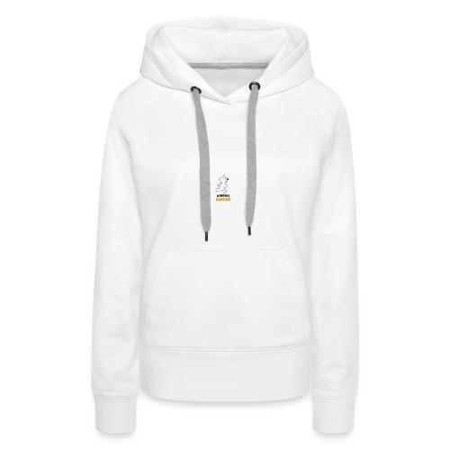 JuulSteunShirt-png - Vrouwen Premium hoodie